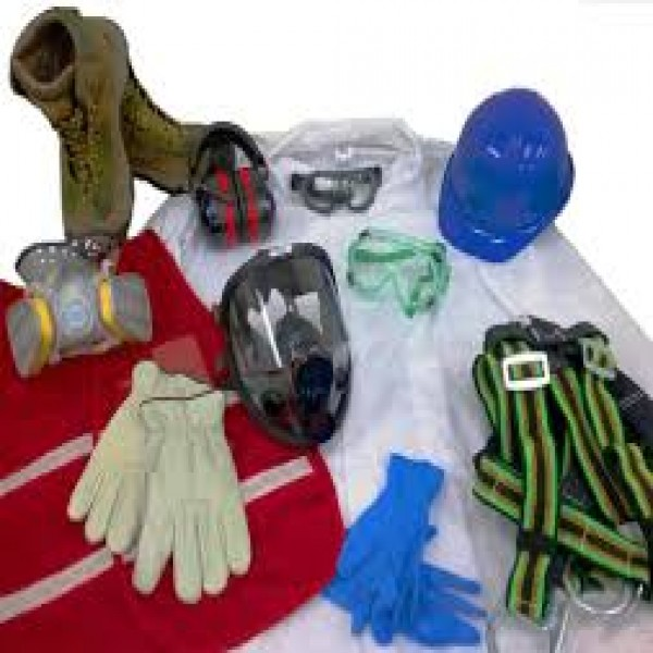 First Responder Personal Protective Equipment